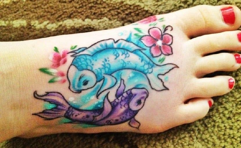 tatuaje-piscis
