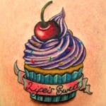 Tatuajes de Dulces, Caramelos y Helados