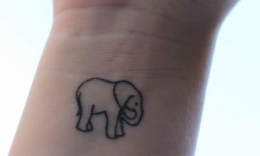 Tatuajes De Elefantes Y Su Significado Divinidad Y Benevolencia
