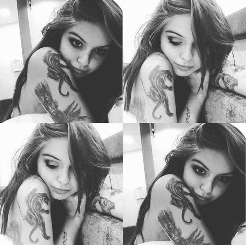 Tatuajes de Ariel Winter