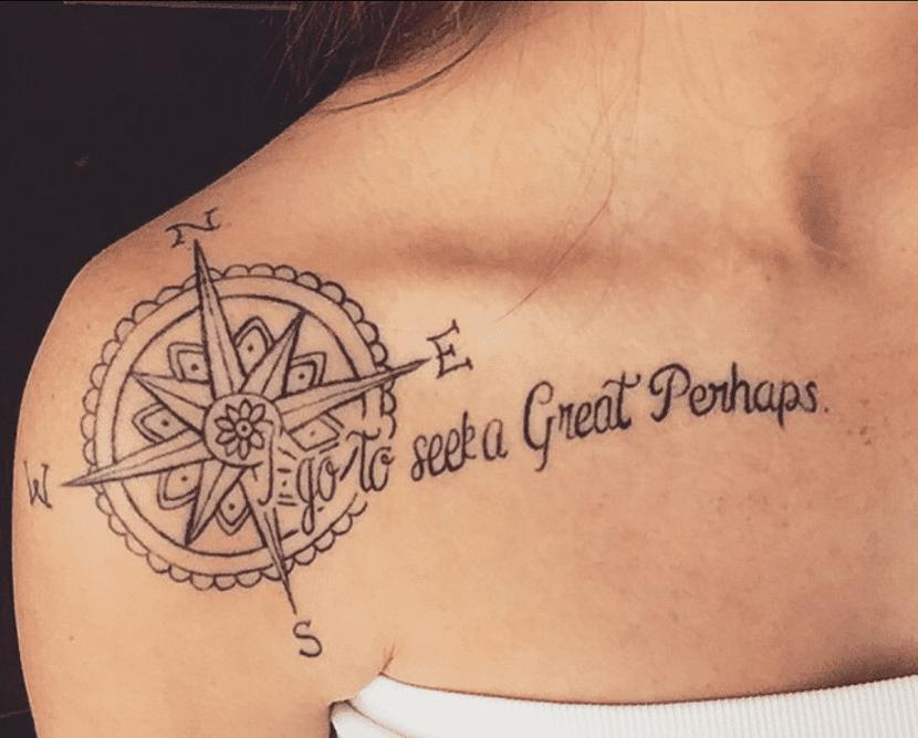 tatuajes de viajes_puntos cardinales