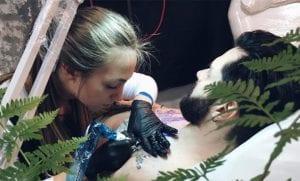 Tatuajes de flores y plantas de Rita
