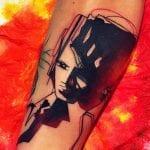Tatuajes de Ivana Belakova
