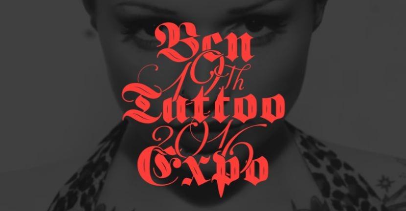 Barcelona Expo tattoo