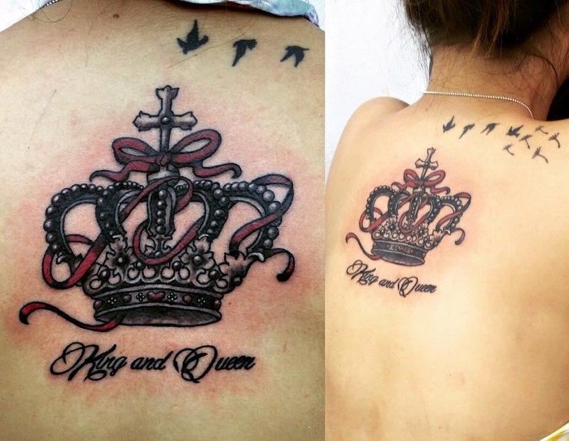 Tatuajes De Corona De Reina
