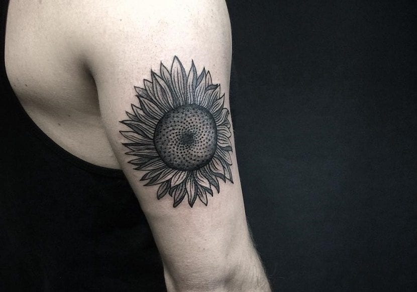 sunflower tattoo ideas - HD 1080×1080