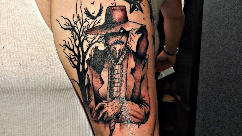 tatuajes para Haloween