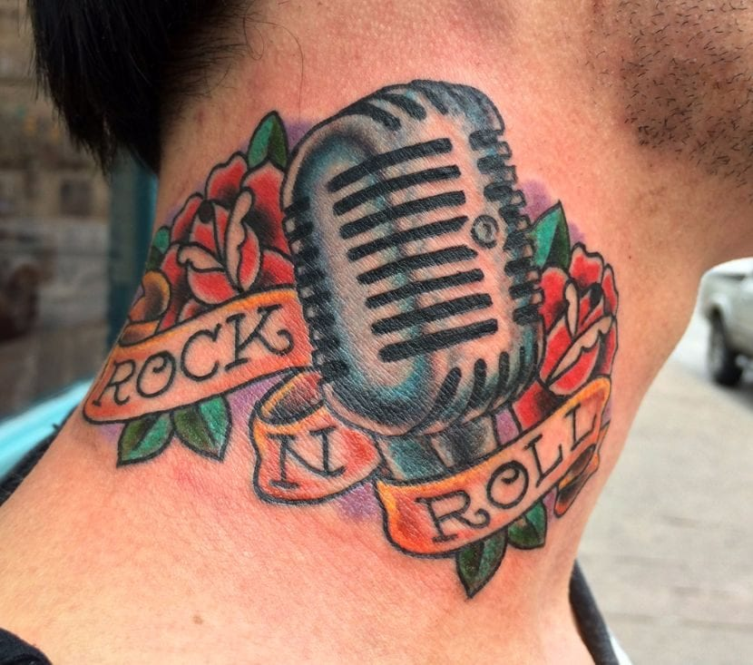 Rock Tattoo