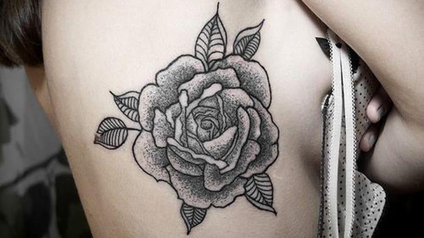 Tatuajes De Rosas Y Su Significado Steemit