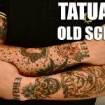 Tatuajes Old School: las claves de su popularidad