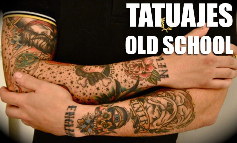 Tatuajes Old School Todas Las Claves De Su Popularidad