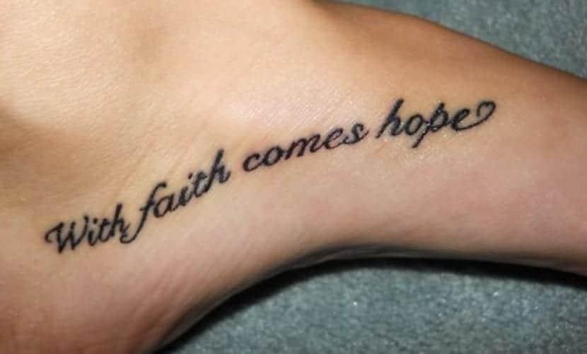 Frases De ánimo Cortas Para Tatuajes Con Motivación
