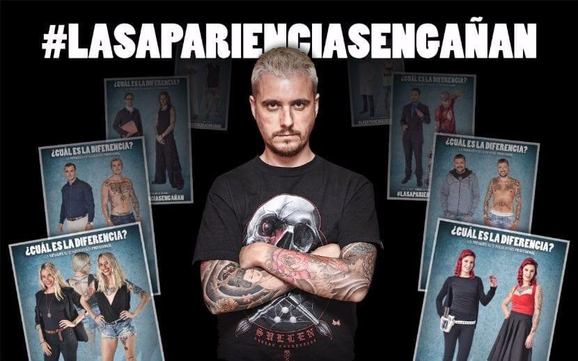 #LASAPARIENCIASENGAÑAN
