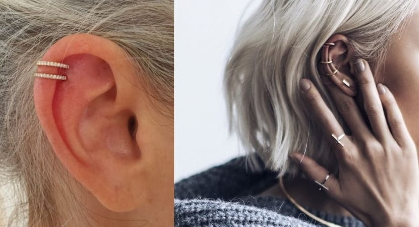 Piercing Helix aros
