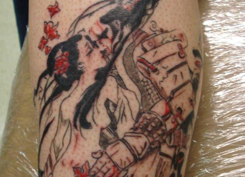 Samurai amor