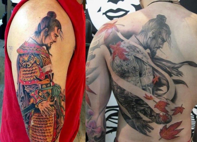 Diseño de Samurai