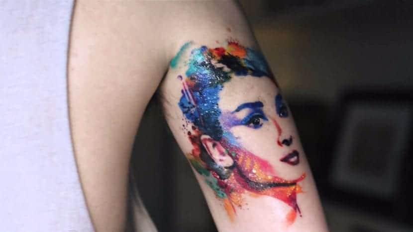 tatuajes de actrices