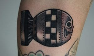Tatuajes de bombas