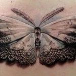 Tatuajes de polillas