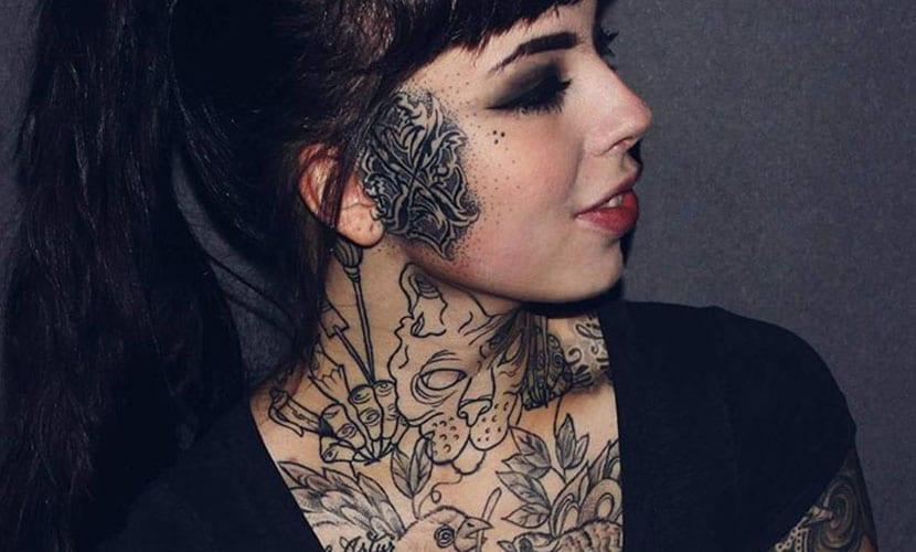 Tatuajes que un tatuador se puede negar a hacer