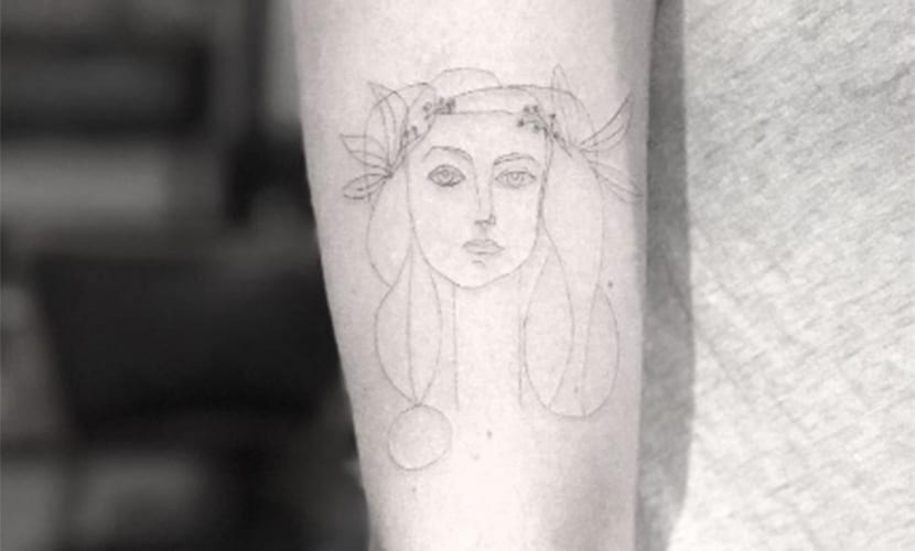 Nuevo tatuaje de Rumer Willis