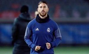 Nuevo tatuaje de Sergio Ramos