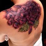 Tatuajes de Lepa Dinis