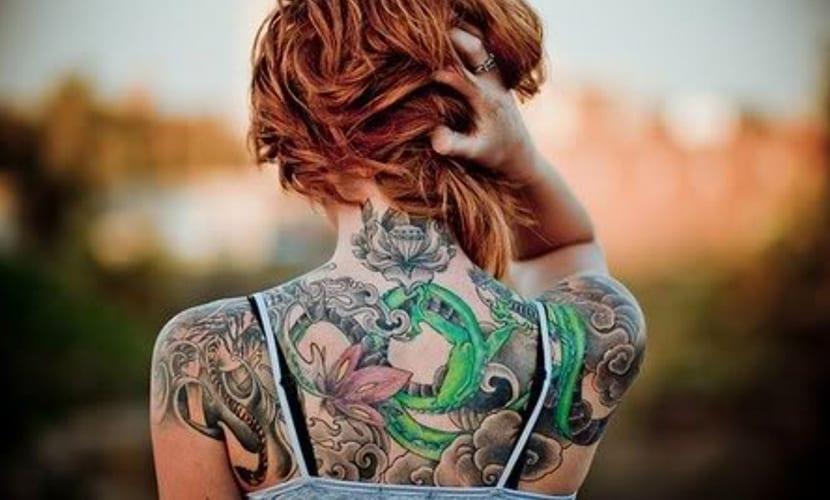 Los tatuajes NO causan cáncer