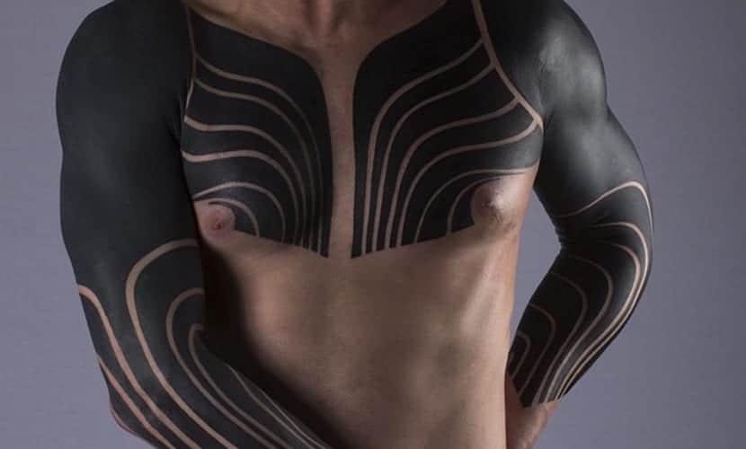 Tatuajes blackout