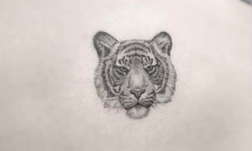 Ariel Winter - tatuaje