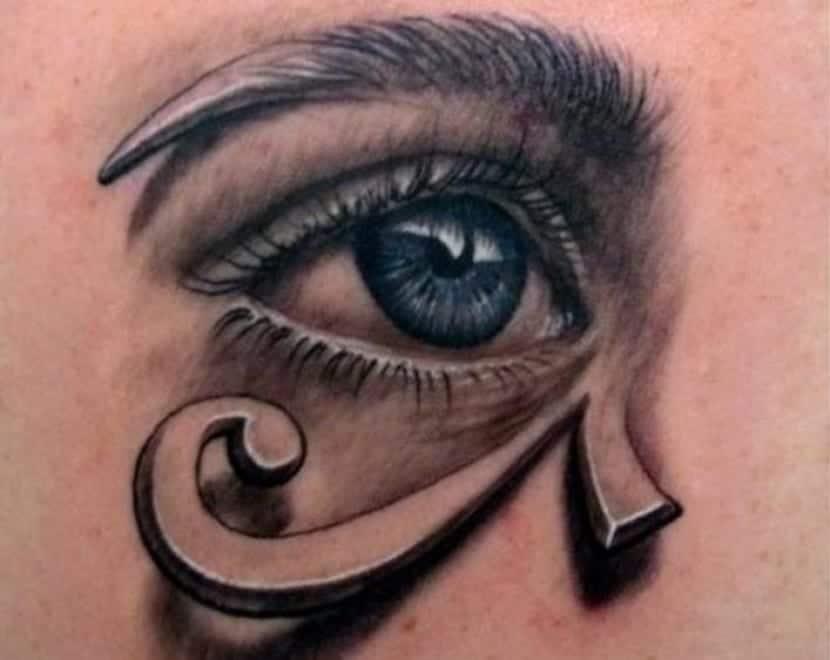 Ojo Egipcio Tatuajes Del Ojo De Horus Y Sus Significados