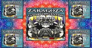 Zaragoza Tattoo Convention 2017