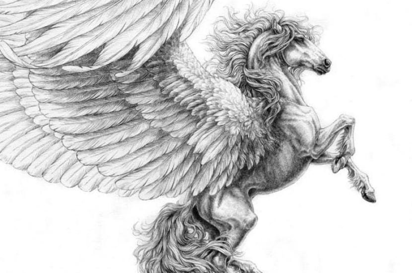 Dibujos A Lápiz De Animales Mitológicos Fantasía Para Tu Tatuaje