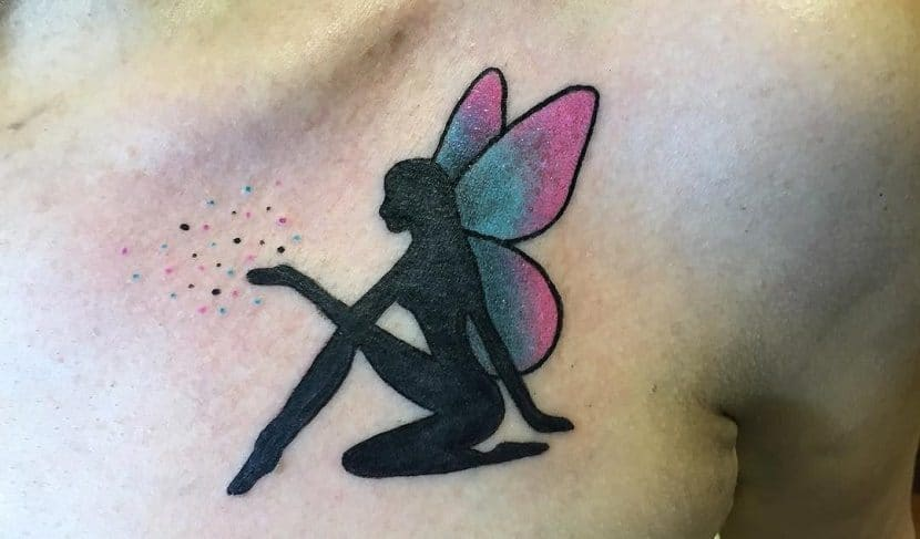 tatuaje de hadas