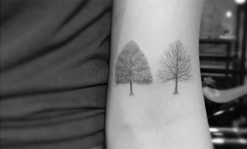 Nuevo tatuaje de Bea Miller