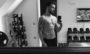 El nuevo tatuaje de Liam Payne