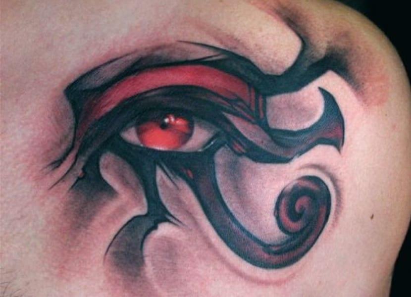 El Ojo De Ra Significados Y Diseños Originales Del Tatuaje