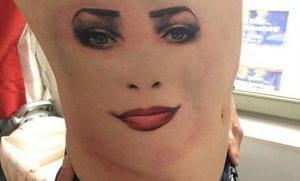 Tatuaje más feo del mundo - Uros Vitas