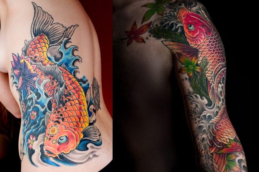 Tattoo Japonés Descubrimos Su Historia Y Sus Mejores Diseños