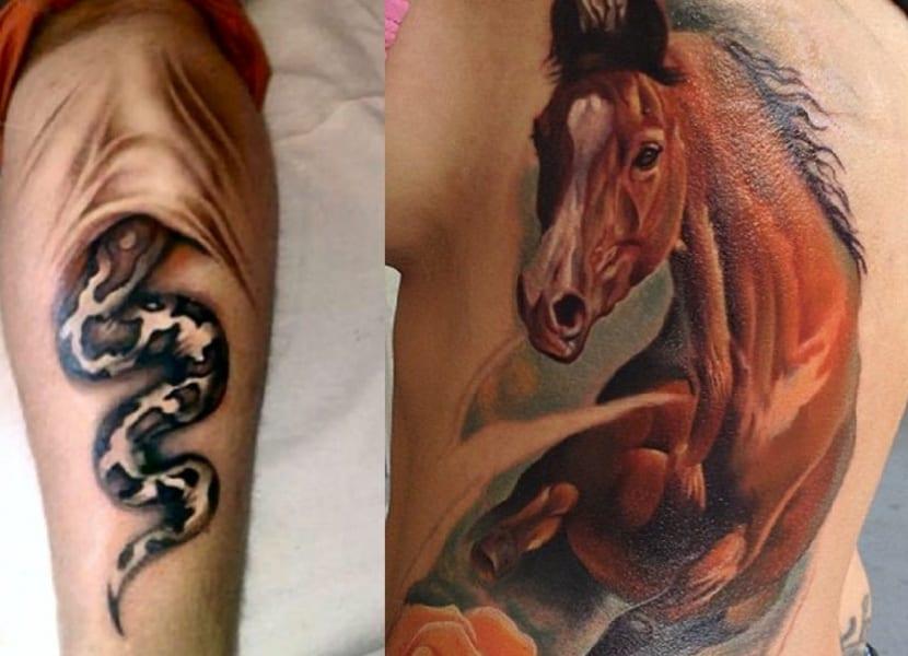 Tatuajes Guapos Ideas Perfectas De Tatuajes Muy Realistas