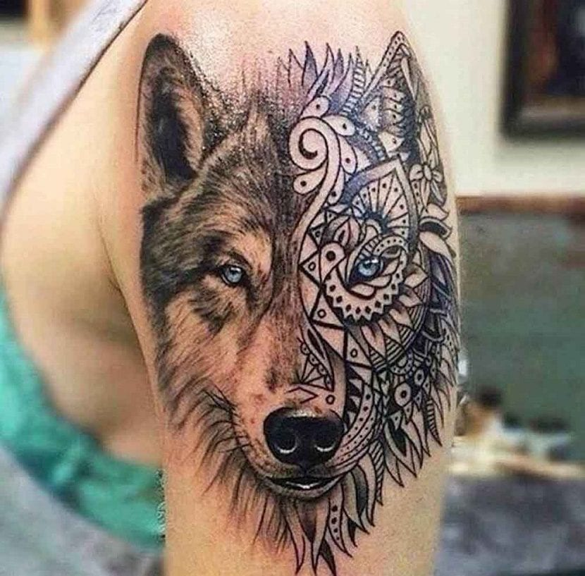 Significado De Tatuajes De Lobos
