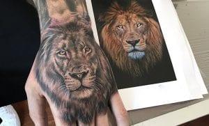 Tatuaje de Iago Herrerín