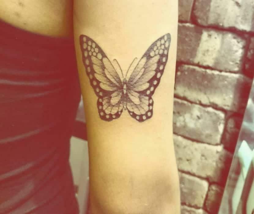 Tatuajes Detras Del Brazo tatuaje tríceps - diseños con mucho estilo para el brazo