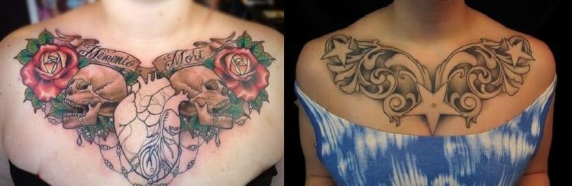 Tatuaje Pectoral Ideas Y Diseños Para Ellos Y Ellas