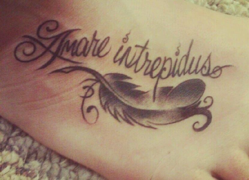 Tatuajes En Latin Las Mejores Frases E Ideas Para Tu Piel - Letras-en-latin-para-tatuajes