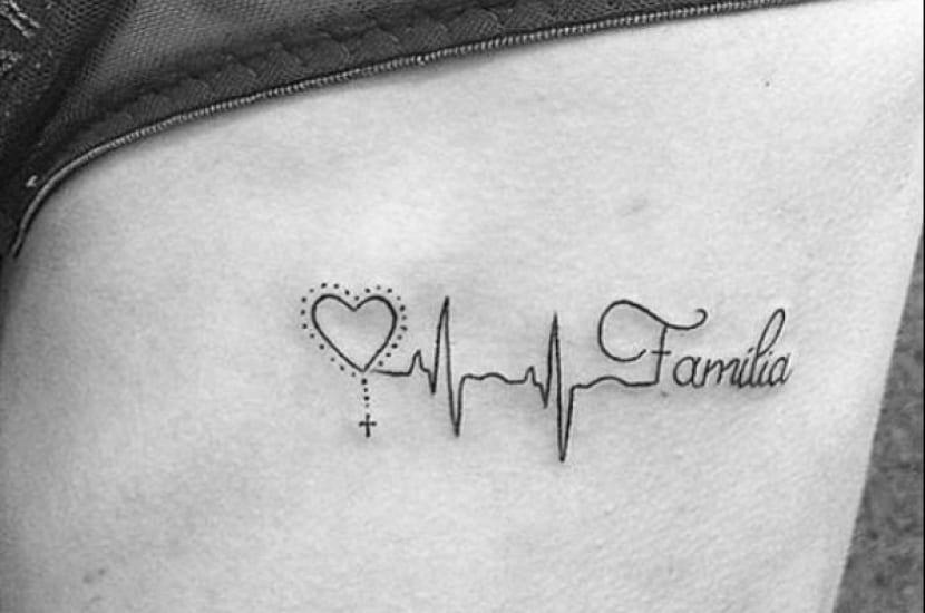 Tatuajes Relacionados Con La Familia Símbolos Y Ejemplos