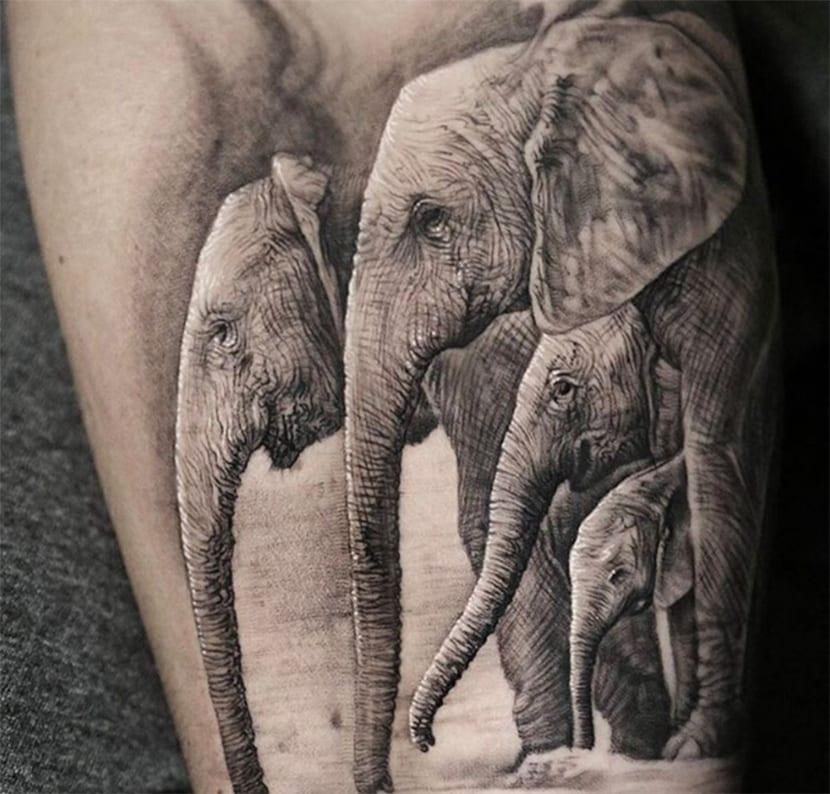 Tatuaje de Maluma