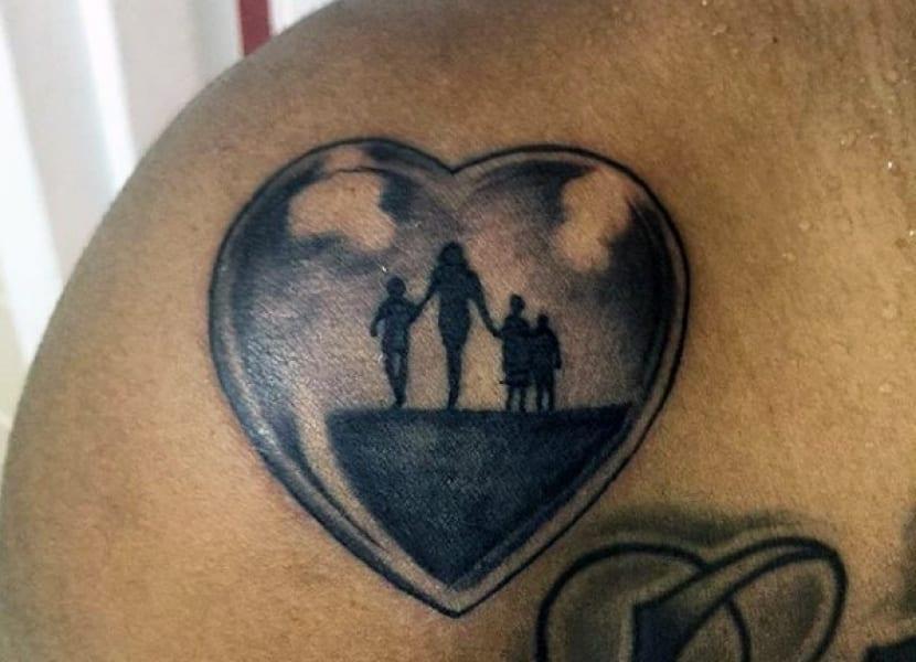 Tatuajes Relacionados Con La Familia Simbolos Y Ejemplos