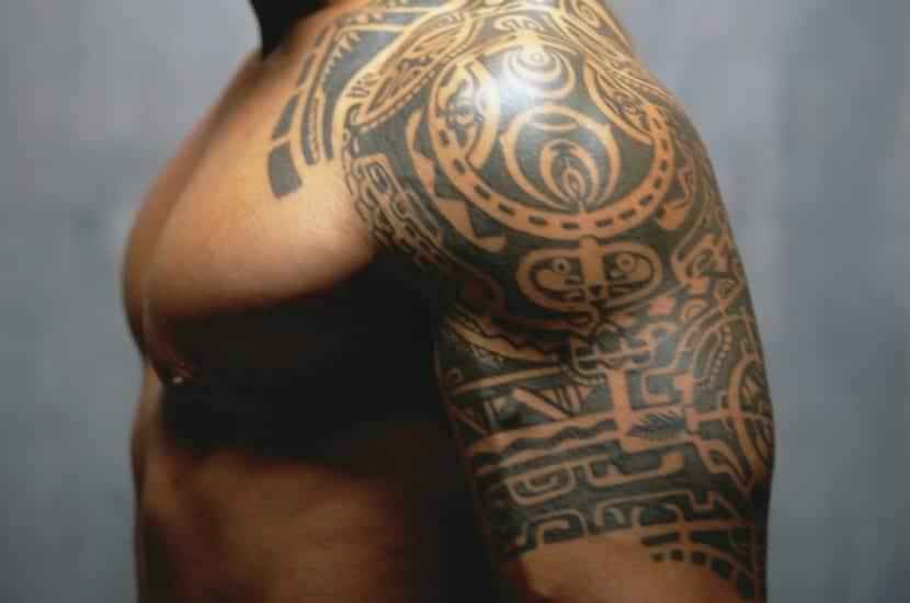 Tatuajes Polinesios Diseños Cargados De Símbolos Y De Significados