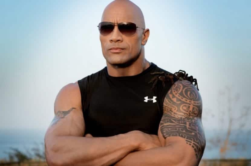 Tatuajes Dwayne Johnson